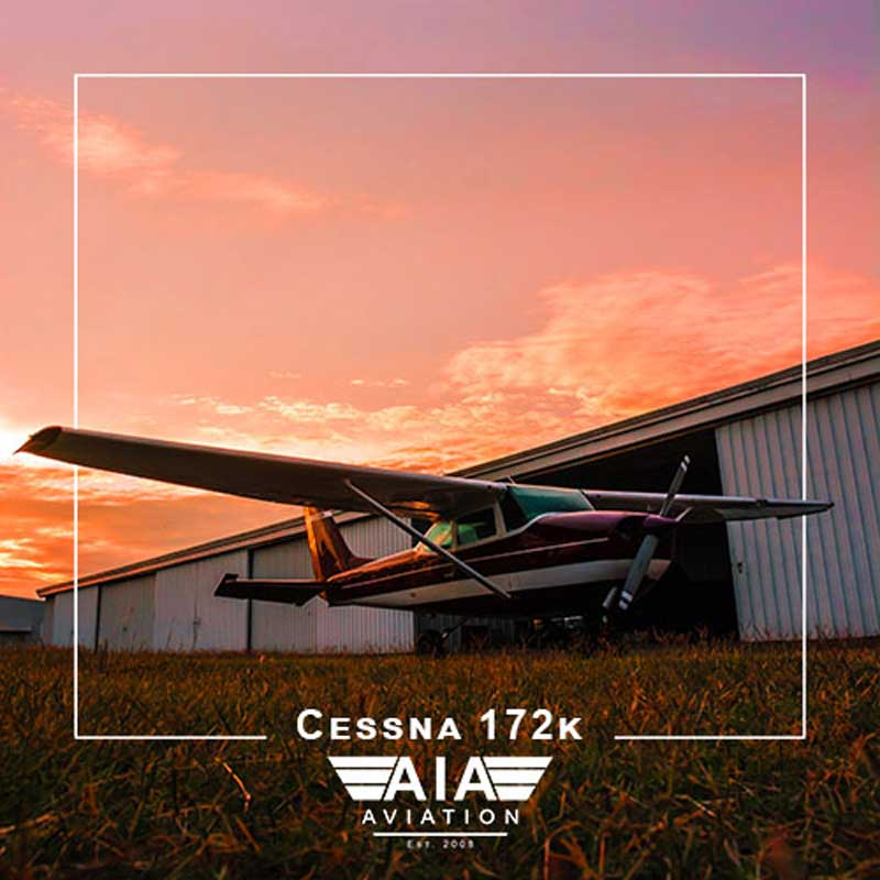 Cessna-172k-Dallas-Texas-Rental