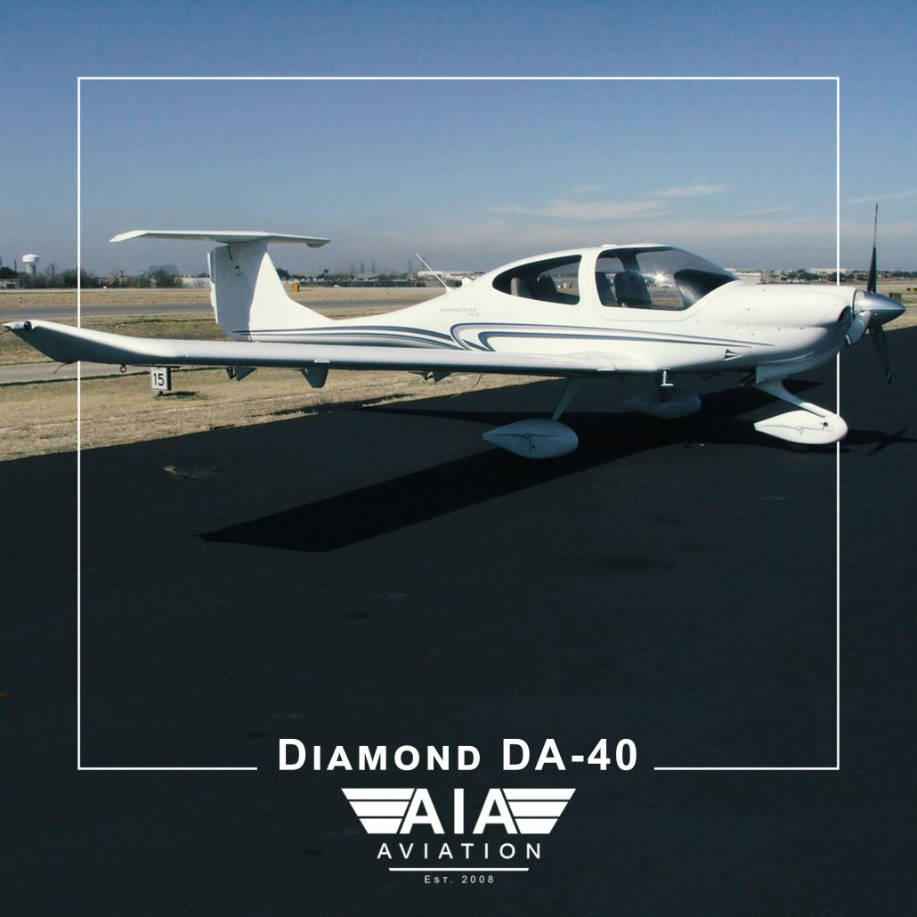 Diamond DA40 Rental in Dallas, TX