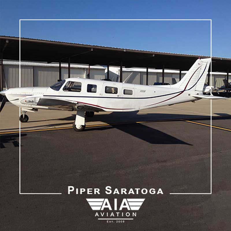 Piper-Saratoga-Dallas-Texas-Rental